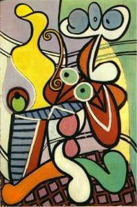 Grand Still Life on a Pedestal Tableoil on canvas, 1931
