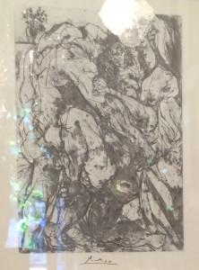B183 lithograph fake