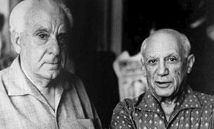 Picasso + Zervos