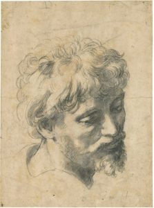 RAPHAEL, HEAD OF A YOUNG APOSTLE $47.86M