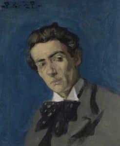 Portrait de Renart (1899)
