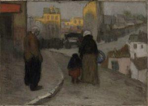 Scène de Rue (1900)