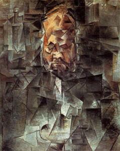 Portrait de Ambroise Vollard, 1910