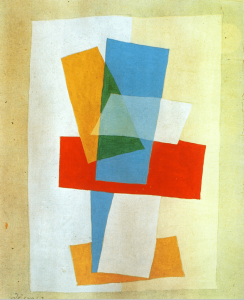 Composition I, 1920