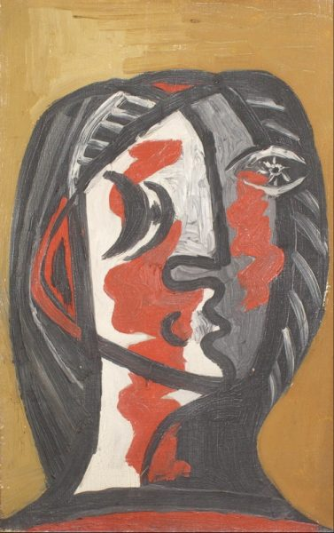 Tête de Femme (sold)