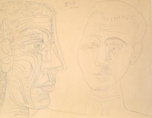 Deux Têtes (sold)