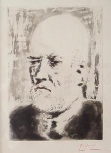 Portrait de Vollard, II