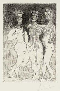 Fig. 24. Trois Femmes (Bloch 303)