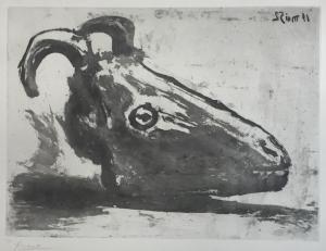 Le Crâne de Chèvre