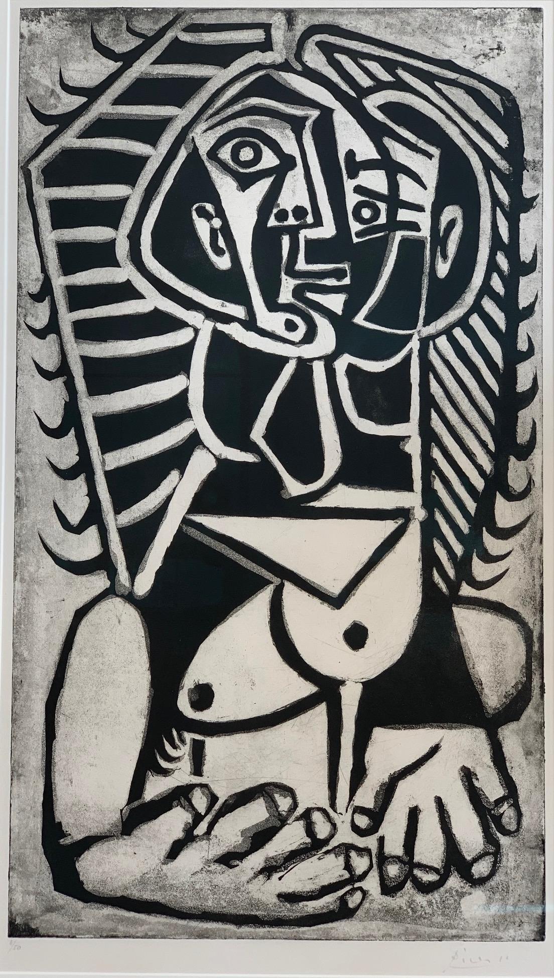 Torse de Femme (L'Egyptienne)