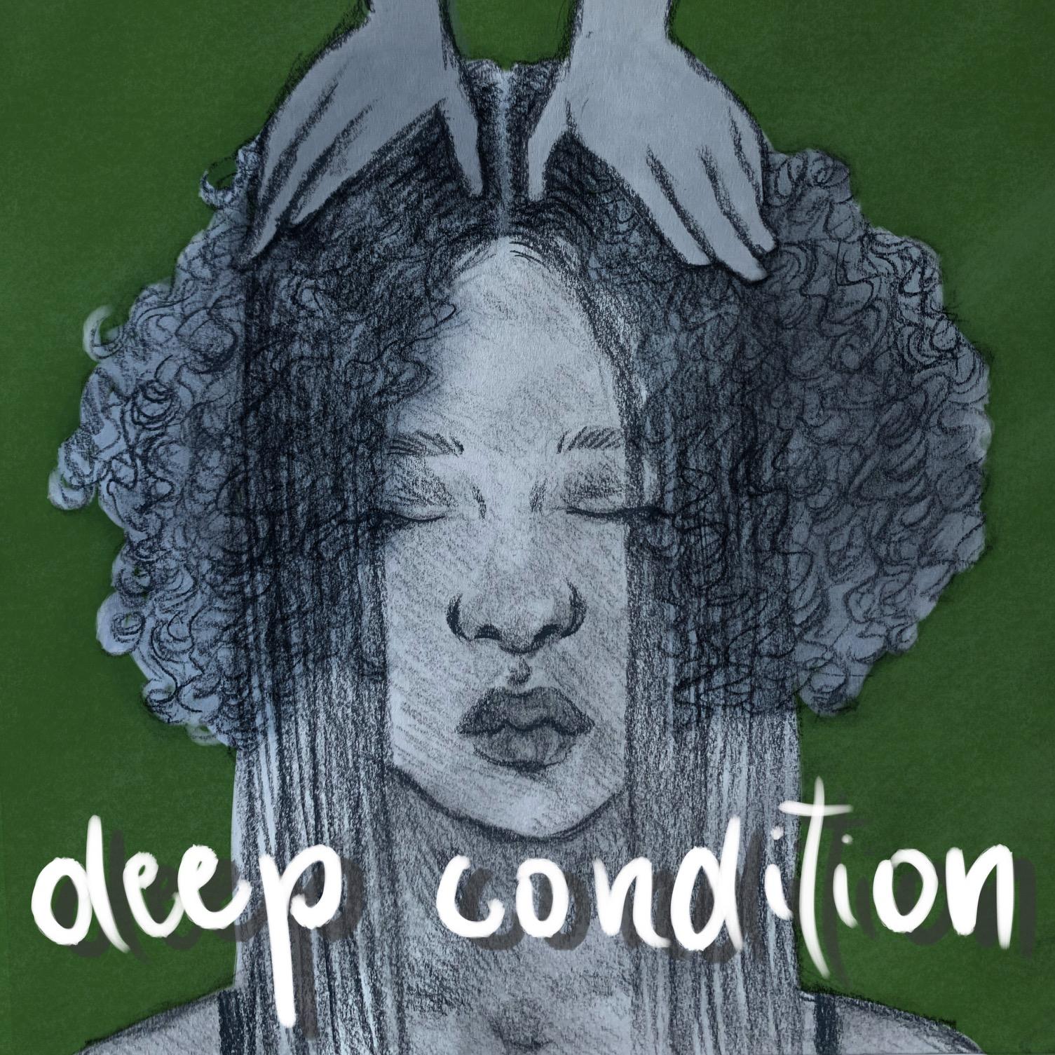 deep condition<br>(Antifragile Zine illus.)