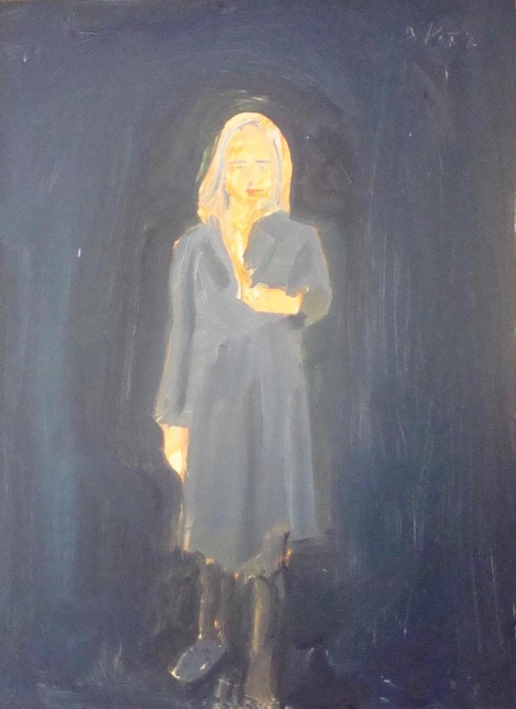 Alex Katz (1927 - )<br>Ada