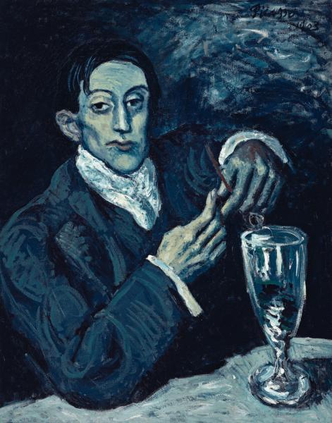 Portrait de Angelde Soto (1903)