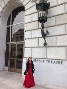 Sofie at the Herbst Theatre 368KB