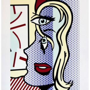 Roy Lichtenstein (1923–1997): THE ART CRITIC