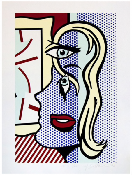 Roy Lichtenstein (1923–1997):<br>THE ART CRITIC